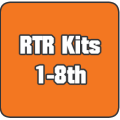 Kits RTR 1/8th