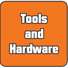 Tools - Hardware - Bearings - Screws
