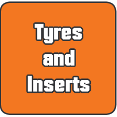 Tyres - Inserts - Gluing