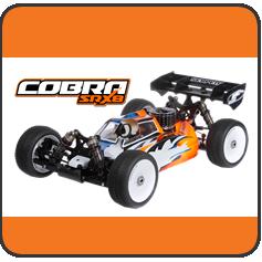 Cobra SRX8 & Evo & Pro